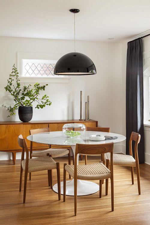 Tips para no fallar al elegir los muebles de tu comedor.